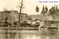 Gross-Runow - Tartak i młyn