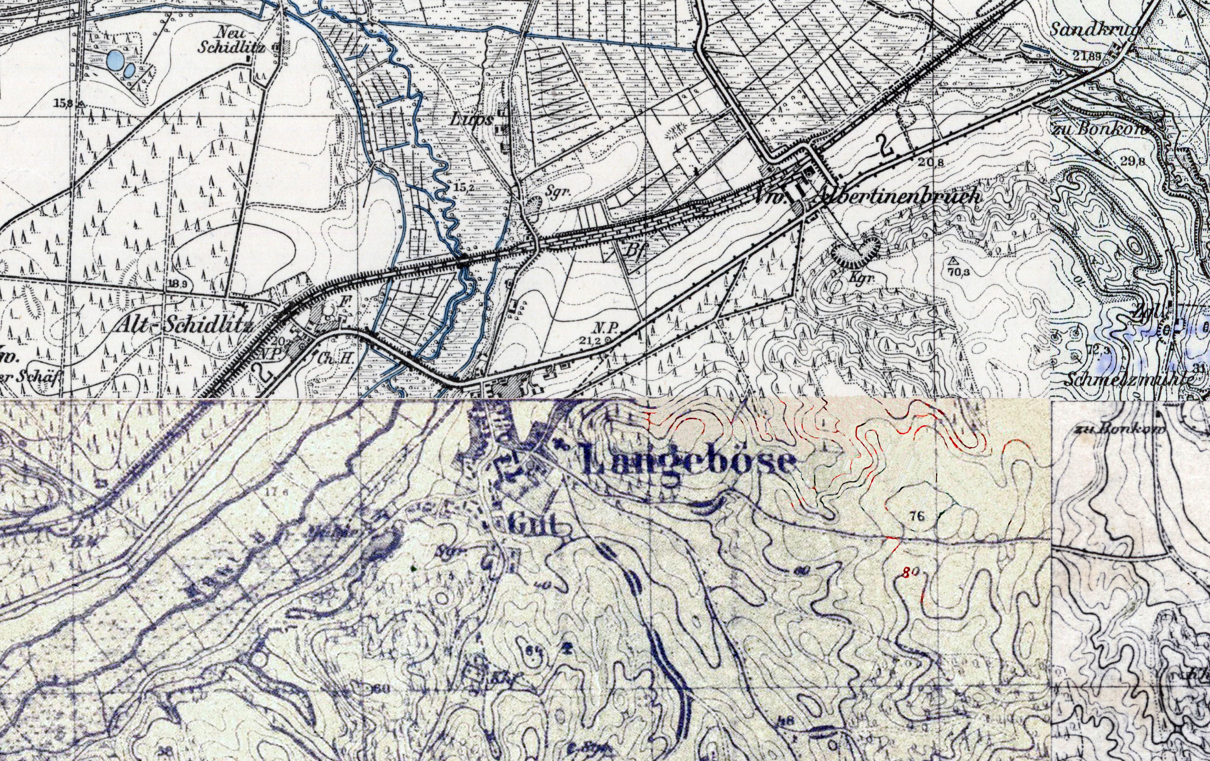 Langeböse - 1937